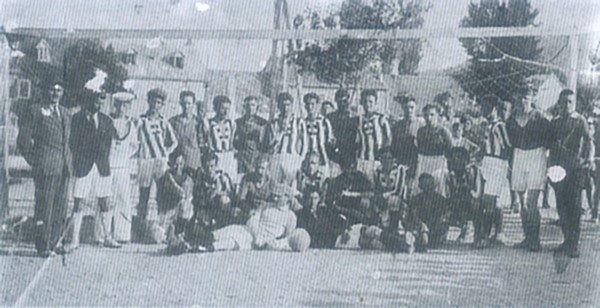 Lovćen team (1925)